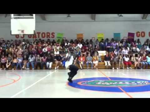 Myrtle Grove Talent Show 2012