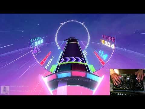 Spin Rhythm XD - Highscore by Teminite & Panda Eyes - XD FC - MIDI Controller Gameplay |