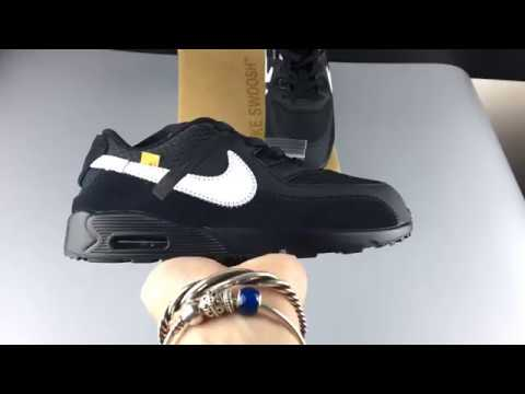off-white-x-nike-air-max-90-black-infant-review
