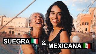 Mexicana visita MERCADO en ITALIA 🇮🇹