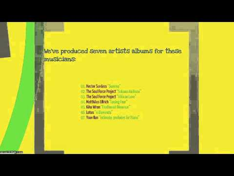 Greenheart Music - Company presentation