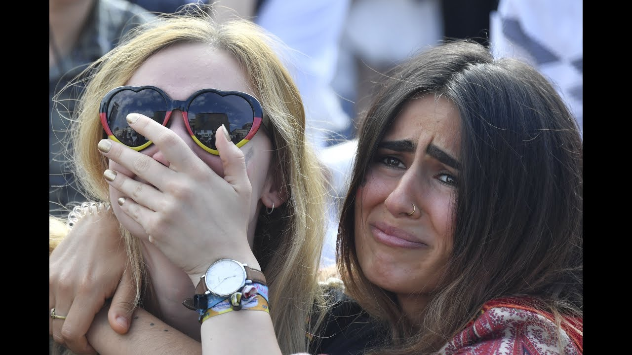 World Cup 2018: Germany deserved to lose, say heart-broken fans