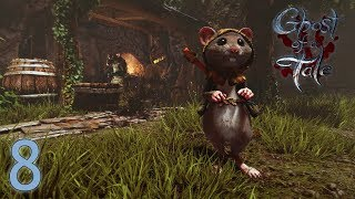 Ghost of a Tale - Action Adventure Mouse Game - E08