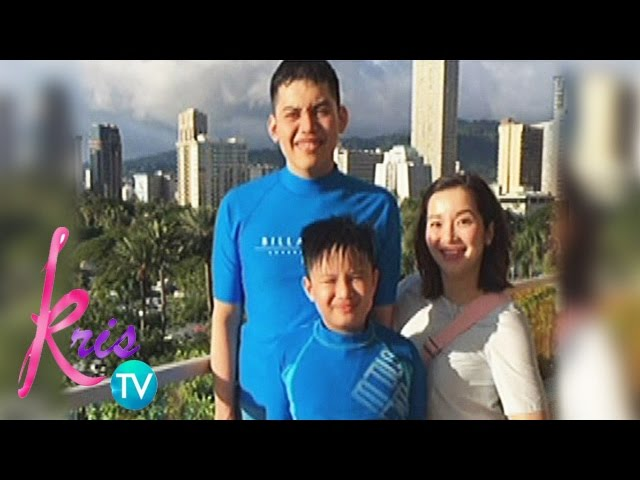 Kris TV: Kris teaches Bimby the value of money