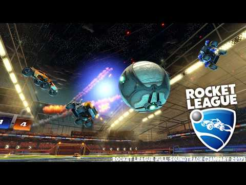 Rocket League - Complete SoundTrack (January 2017)