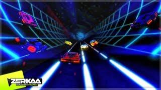 INSANE 16 PLAYER NEON RACE! (GTA 5)