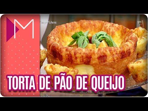 Torta de pão de queijo - Mulheres (21/03/18)