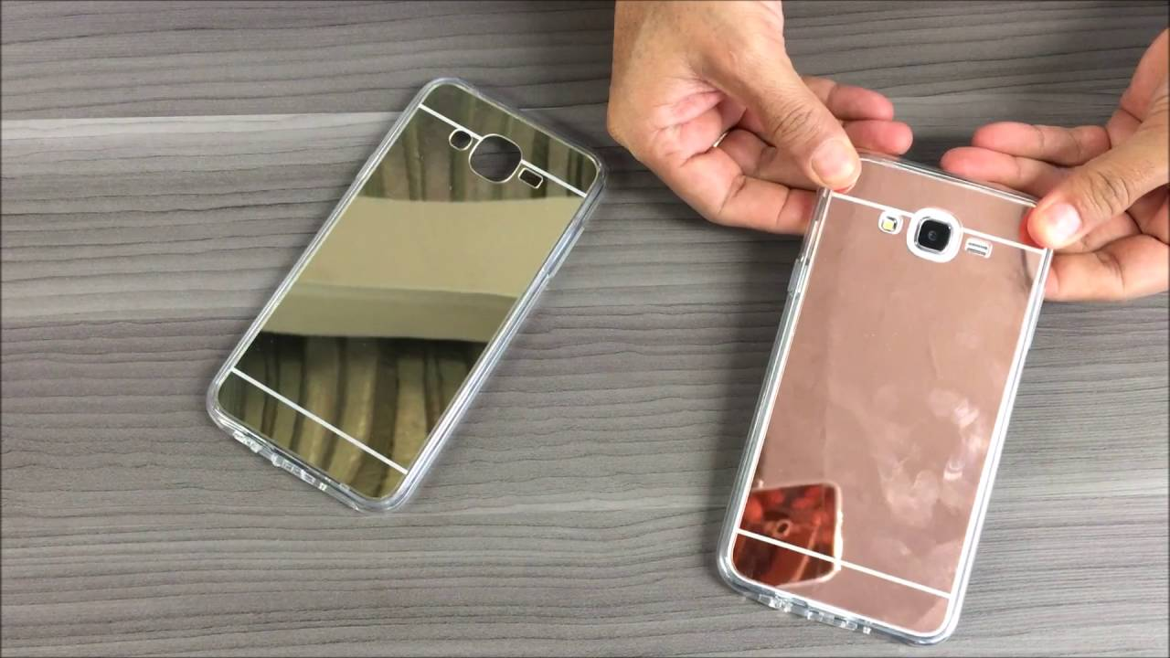 funda de espejo para celular jyx accesorios youtube