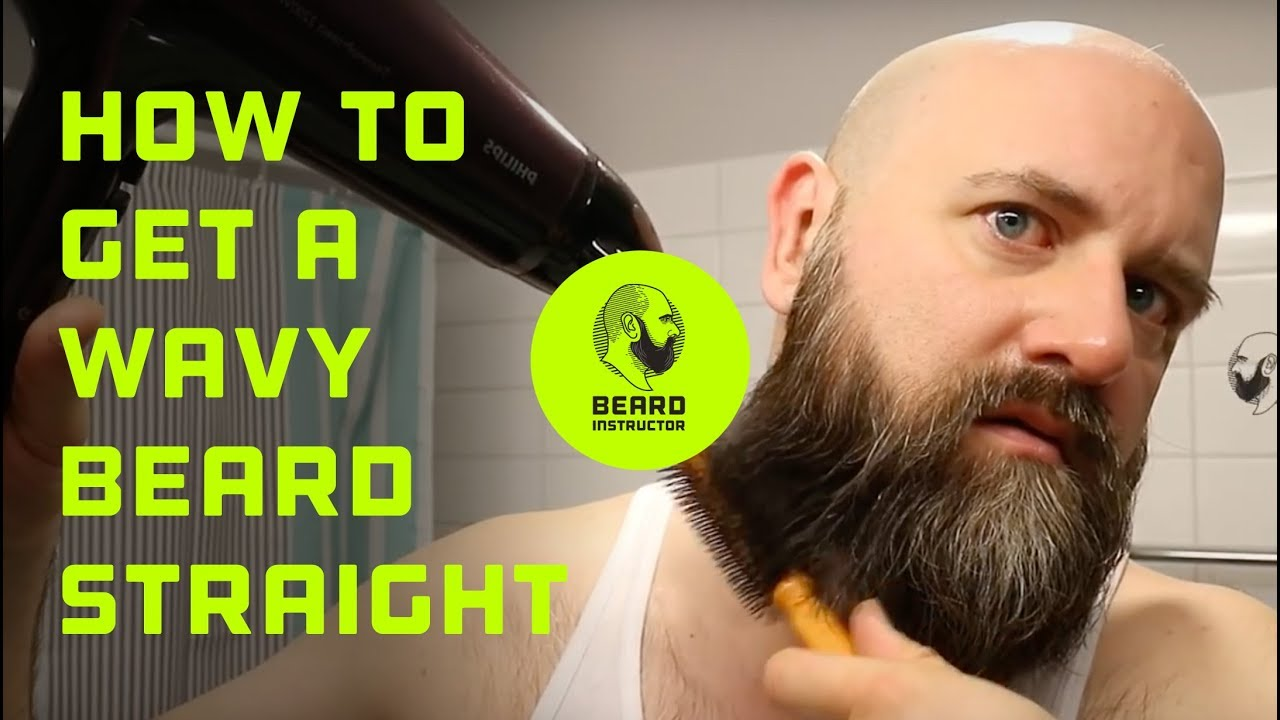 Update] User request: 7 tips how to dominate a wiry beard