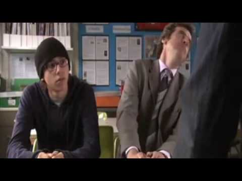 Sid's Dad's Greatest Hits - Peter Capaldi in Skins