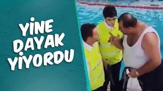 Mustafa Karadeniz  Yine Dayak Yiyordu