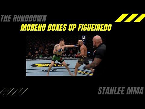 [Spoiler] The Rundown: Figueiredo vs Moreno 2