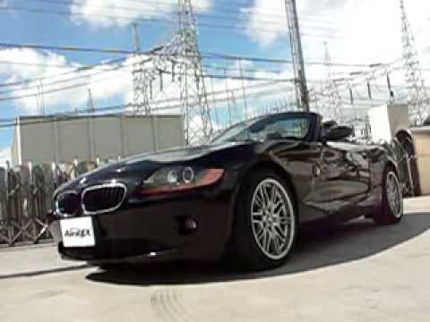 bmw e85 z4 with airrex digital air suspension system youtube. Black Bedroom Furniture Sets. Home Design Ideas