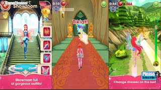 Winx Bloomix Quest Videos games for Kids - Girls - Baby Android İOS Free 2015