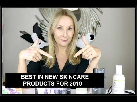 WHAT'S NEW AND BEST IN SKINCARE 2019