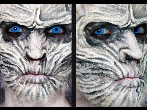 White Walker | Game of Thrones | Makeup Tutorial