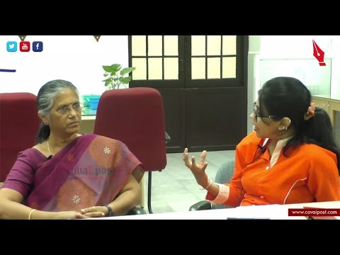 VIDHYA : In conversation with experts from Tamil Nadu Agricultural University on drought-hit farmers