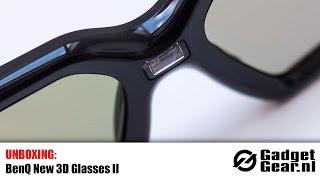 Unboxing: BenQ New 3D Glasses II
