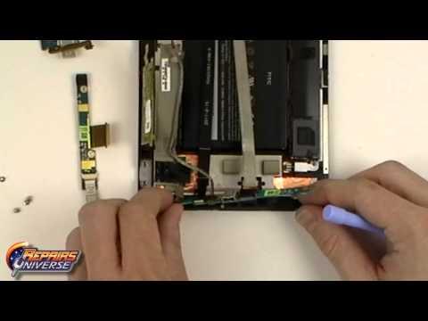 How To Fix HTC Flyer Screen | RepairsUniverse