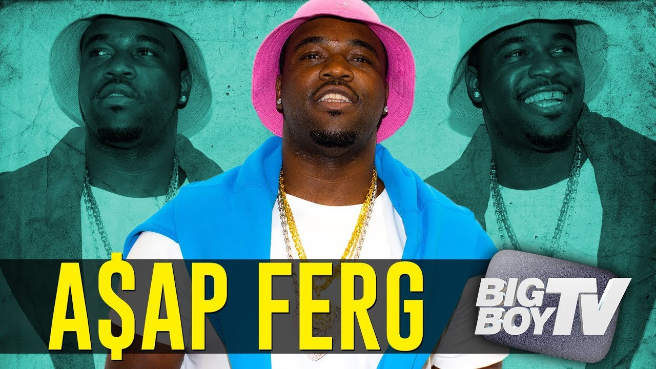 Download A$AP Ferg on 'Floor Seats', Rocky Returning to The U.S., BMX + More!