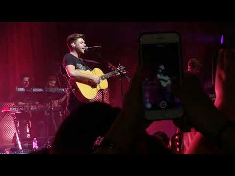 Since We're Alone -- Niall Horan, Flicker Sessions, DC (11/4/17)