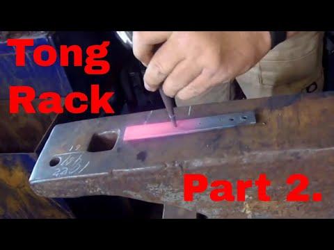 Tong rack.Part 2.