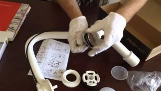 видео Обвязка для ванны полуавтомат и автомат