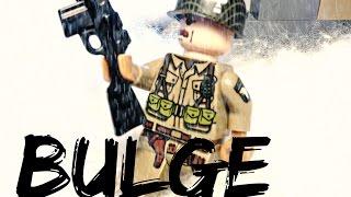 Lego WW2 Battle of the Bulge