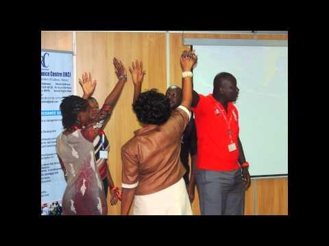 INTERNATIONAL RENAISSANCE CENTRE - KENYA : TEAM BUILDING