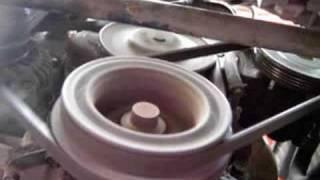 Miata crankshaft pulley wobble