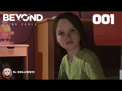 BEYOND - two souls #001 - Das Experiment [PS4] Let's play BEYOND
