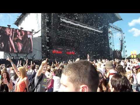 Calvin Harris - Feel So Close (Phoenix Park, Dublin)