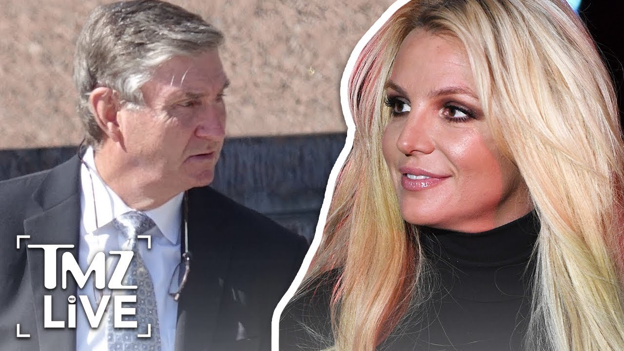 Britney Spears' Dad Steps Down As Conservator | TMZ Live