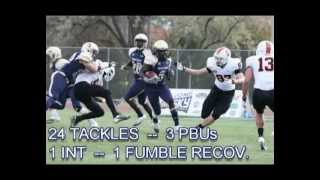 James Davis - 2012 Football Highlights