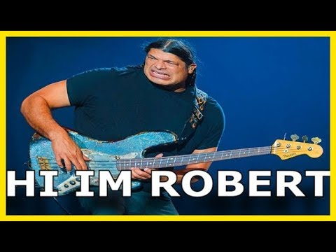 Robert Trujillo being a mess for 2 minutes