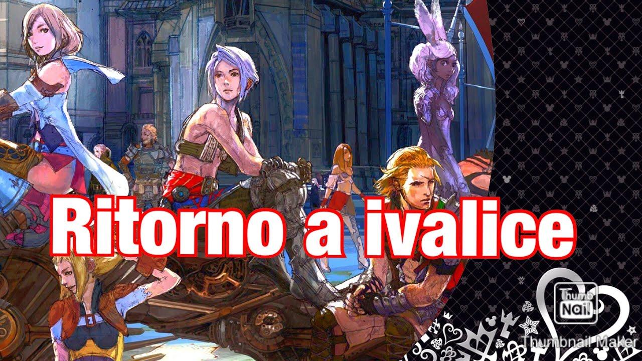 Ritorno a Ivalice in Final fantasy XII Zodiac Age