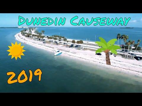 Dunedin Causeway & Honeymoon Island Jan 1, 2019 - Dunedin, FL 34698