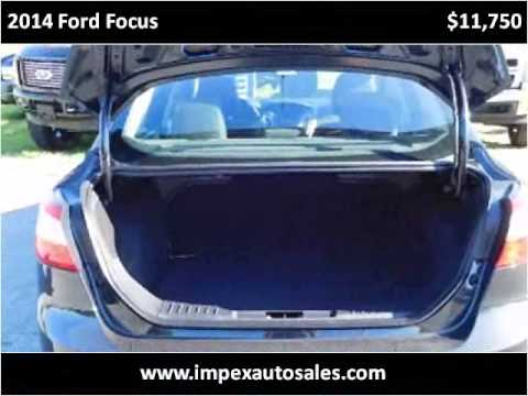 2014 ford focus used cars greensboro nc youtube. Black Bedroom Furniture Sets. Home Design Ideas