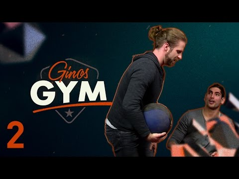 """Ginos Gym mit Niklas """"Honor"""" Behrens 