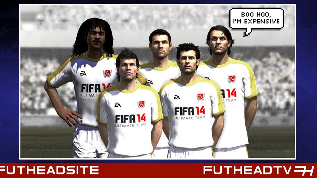 Ea fifa talent scout playing fifa online for money
