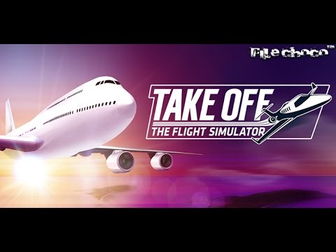 Take off Flight Simulator Full Hack without root :Android