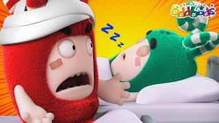 Oddbods | Sleepover | Funny Cartoons For Children