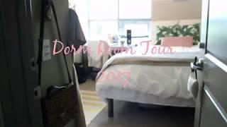 Dorm Room Tour 2017   Mode Muse Blog
