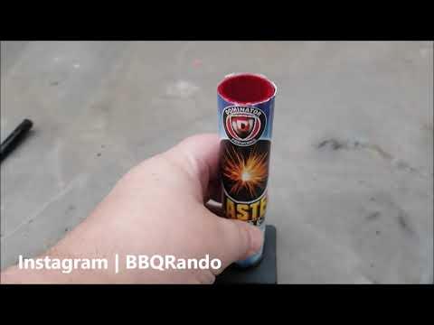 Blaster Shots - Brocade Crown White Strobe