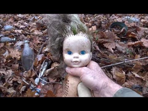 A Weird Walk In The Creepy Doll Woods