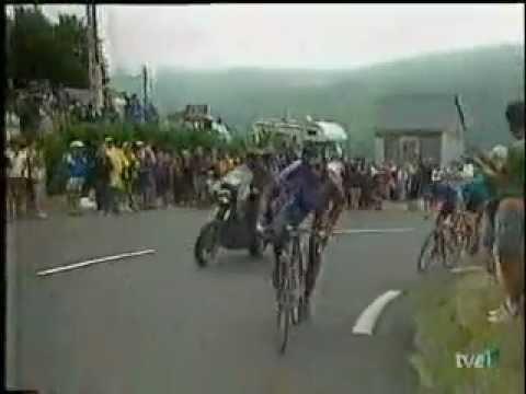 Tour de France 1998 - 10 Bagnères de Luchon Massi