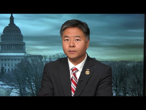 Rep. Lieu: The White House Lying & Stifling Dissent on Yemen Raid is Step Toward Authoritarianism