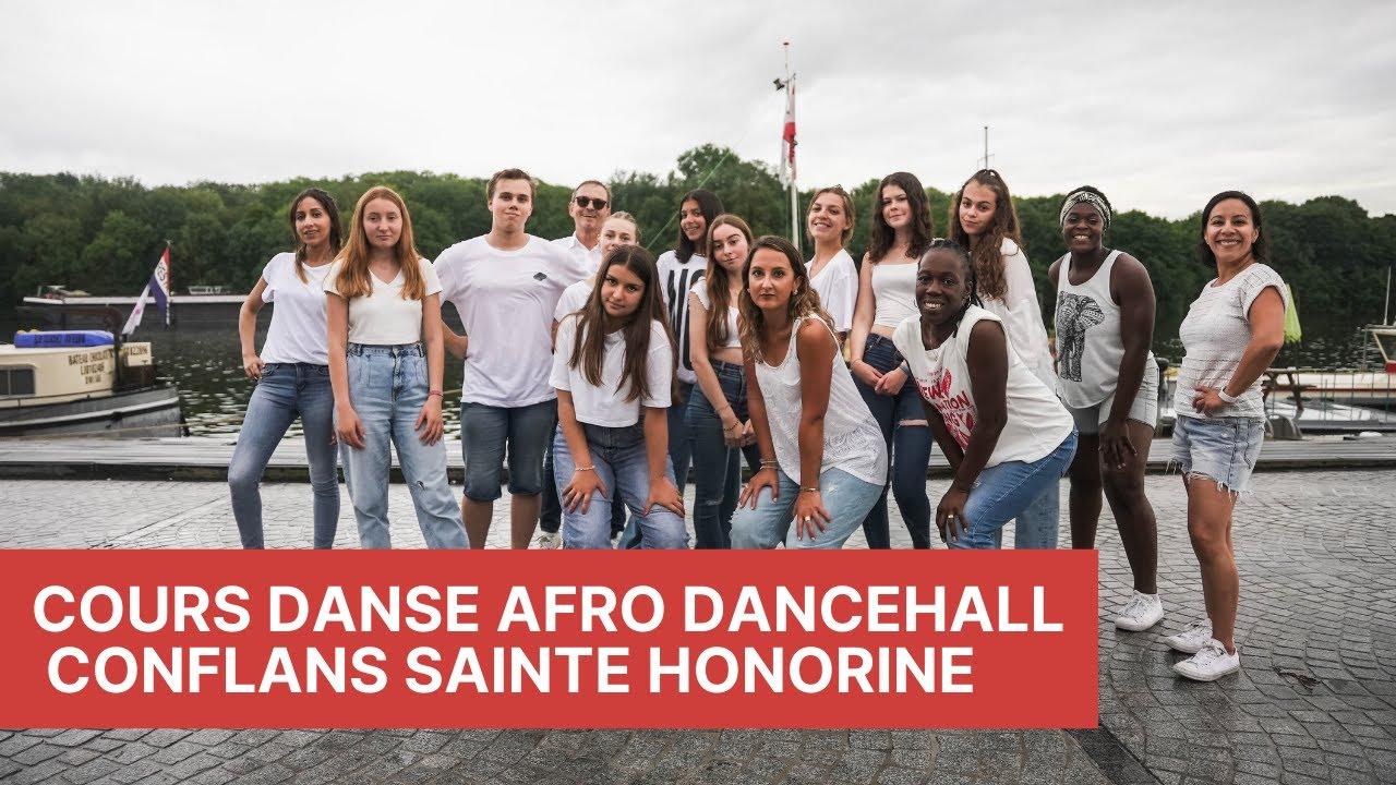 Download Cours de danse afro dancehall à Conflans Sainte Honorine - Le clip des élèves - Juin 2021