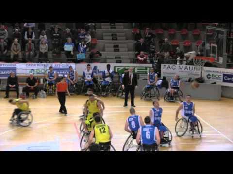 Basket In Carrozzina Coppa Italia Briantea84 Vs S Lucia