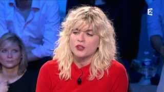 On n'est pas couché - Cécile Cassel / Hollysiz 05/10/13 #ONPC